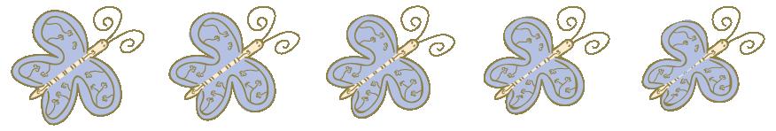 Butterfly Little Flutter